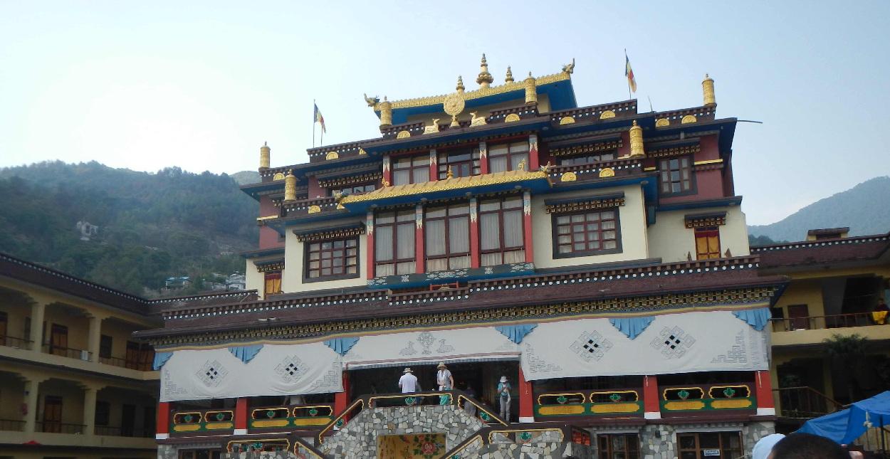 Nepal Kloster645hoch