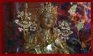 Prananadi und buddhistische Tradition