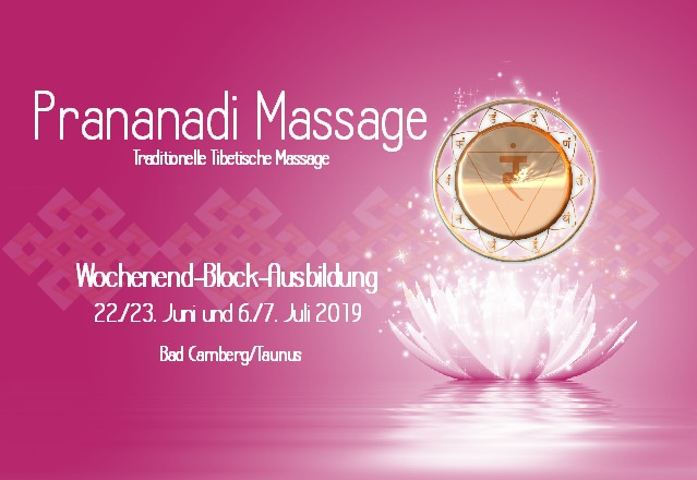 Ausbildung Prananadi Massage